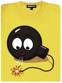 Tričko Bomba