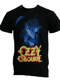 Metalové tričko Ozzy Osbourne