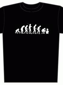 Tričko Homo Compus