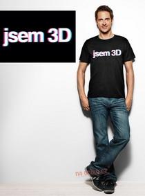 3D tričko
