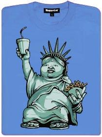Trička s vtipným potiskem - Americký Idol